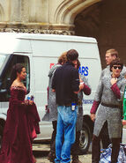 Cast Behind The Scenes Series 5-5