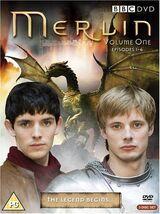 Merlin on DVD