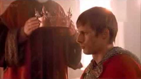 Merlin - Arthurs Coronation