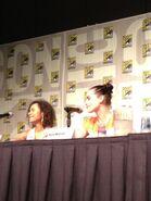 Merlin Cast Comic Con 2012-1