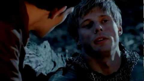 Merlin&arthur a thousand years includes the finale