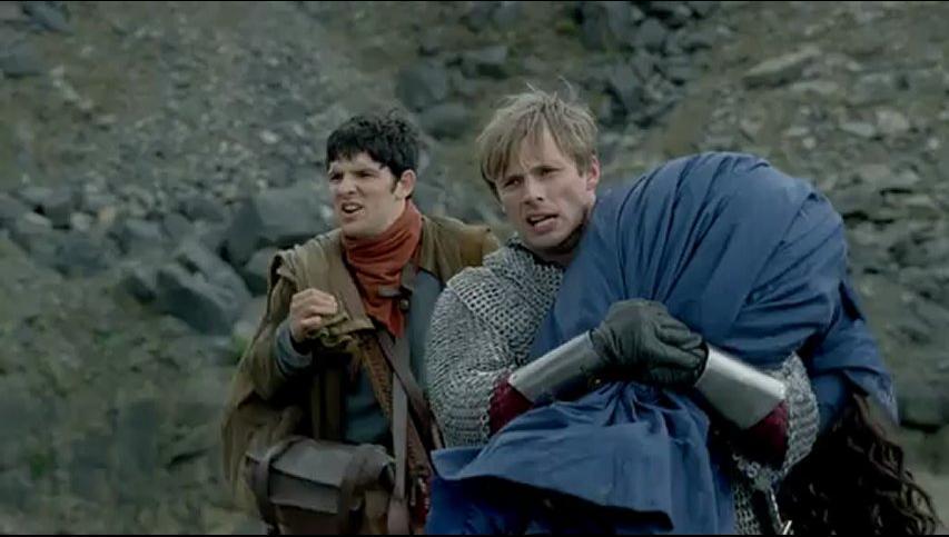 Video - Merlin Season 5 Episode 9 With All My Heart | Merlin