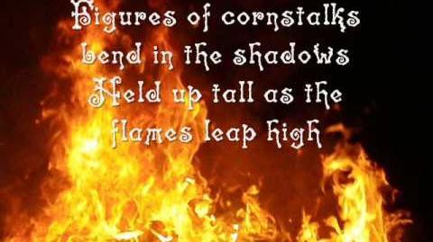 All Souls Night - Loreena McKennitt - Lyrics
