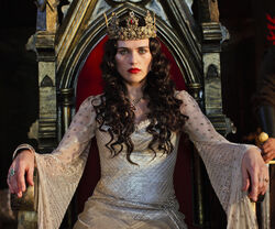 Morgana-queen