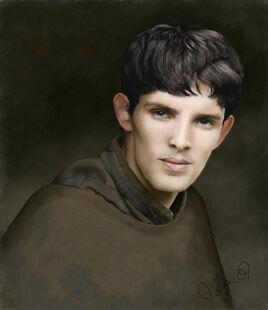 Merlin by croxie