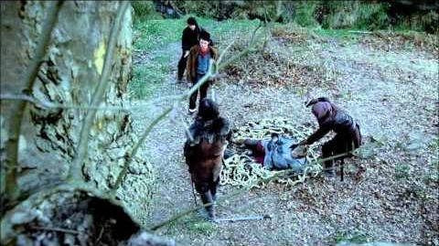 "Merlin 5x01 ""Arthur's Bane - part 1"" Mordered to the rescue"
