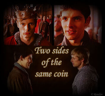 Merlin and arthur