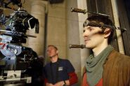 Colin Morgan Behind The Scenes-1