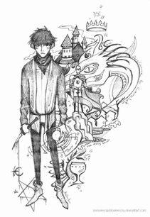 Merlin by senselessjabberwocky-d4umg8u