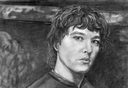 Mordred my drawing