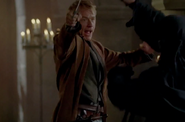 Tristan fighting