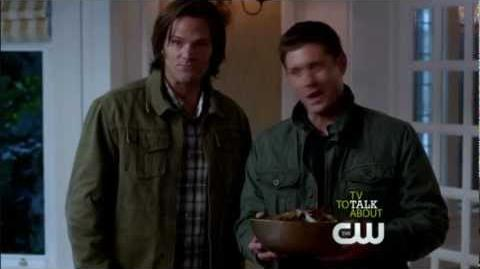 Supernatural 7x05 - Dean and Sam Try To Be Marriage Counselors
