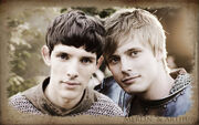 Merlin and arthur by adavidoff1-d37oxlf