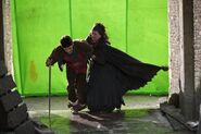 Colin Morgan Behind The Scenes Series 5-20