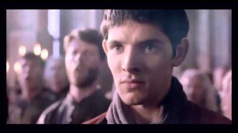 Merlin & Arthur Friendship the Greatest Gift