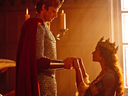 Arthur and Guinevere | Merlin Wiki | FANDOM powered by Wikia