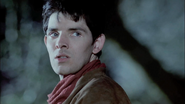 Merlin shocked