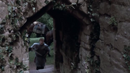 Morgause's enchanted Fortress IV