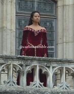 Angel Coulby Behind The Scenes Series 5-5