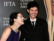 Katie McGrath and Colin Morgan-5