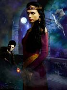 Morgana x merlin season 5 by greenticky-d4l33yo