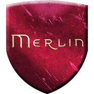 Merlin BBC badge promo