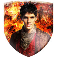 Merlin badge promo