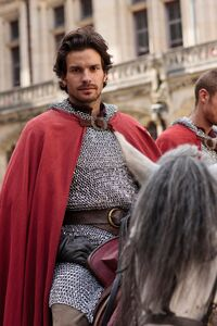 Lancelot the Coming of Arthur