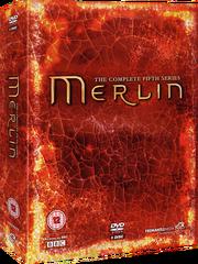 Merlin series 5 box set