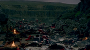 Camlann aftermath war