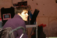 Colin Morgan Behind The Scenes Series 2-3