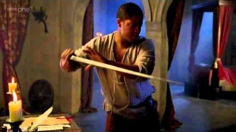 Merlin - Arthur and Elyan - Kill the King.