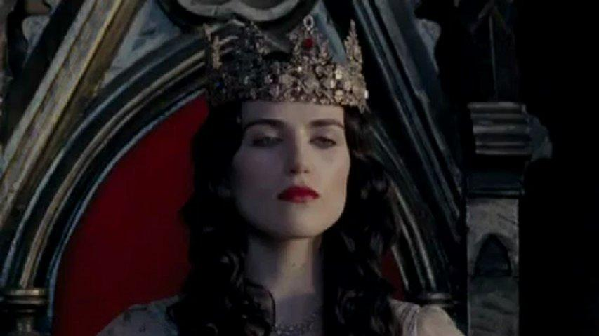 Morgana's First Coronation