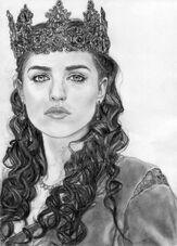 Morgana2 my drawing