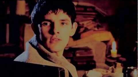 I'll take the fall for you arthur merlin (Laura's wish)