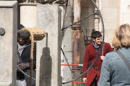 Colin Morgan Behind The Scenes Series 4-4