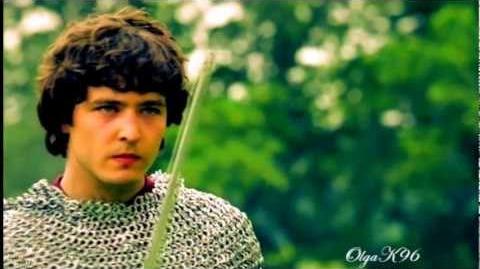 Merlin - Mordred and Arthur Destiny •5x01, 5x02, 5x05• HD