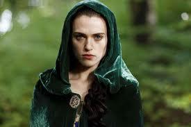 Morgana in epic cape
