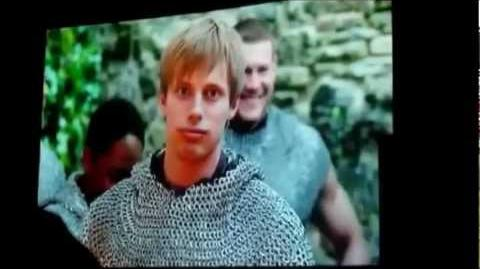 Official Merlin Series 5 Blooper Reel - SDCC 2012