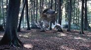 Questing Beast running