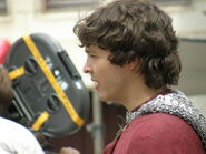 Alexander Vlahos Behind The Scenes Series 5