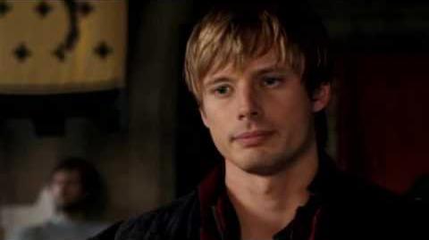 Arthur and Merlin - Viva la vida