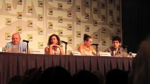 MERLIN Panel - San Diego Comic-Con 2012 (7 15 12)