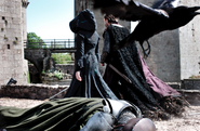 Morgana Odin crow