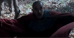 Sir Bedivere er en god ridder, der kan hjælpe, men også falde