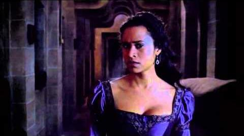 "Merlin Season 5x03 Gwen is attacked - ""The Death Song of Uther Pendragon"""