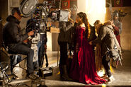 Angel Coulby Behind The Scenes Series 5-14