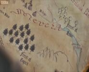 Map Of Mercia