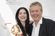 Katie McGrath and Anthony Head-2