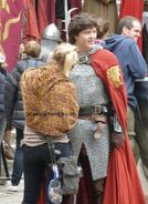 Alexander Vlahos Behind The Scenes Series 5-5